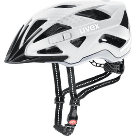 UVEX City Active Casque, white matt